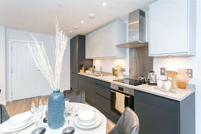 2 bed flat for sale in Taylor Point, 47 St Johns Road, Watford WD17