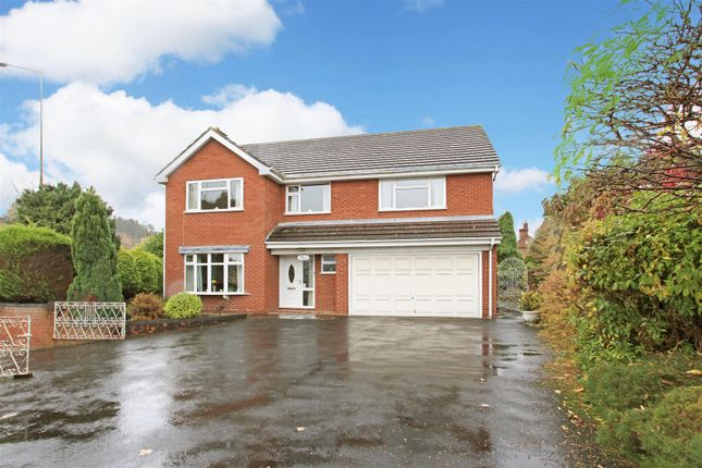 Thumbnail Detached house for sale in Bartlett Road, Dawley, Telford