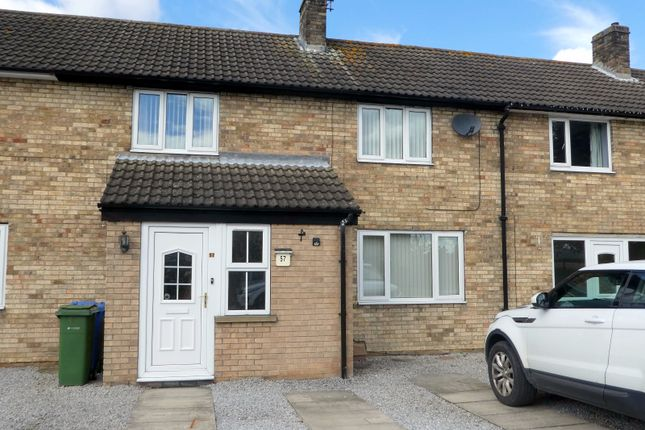 Thumbnail Terraced house to rent in Beck Road, Everthorpe, Brough