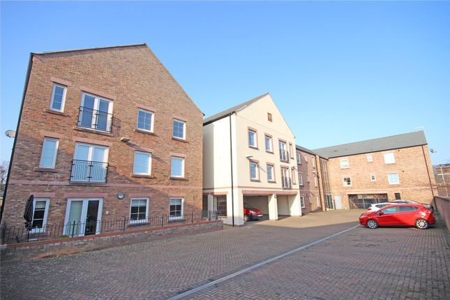 Thumbnail Flat to rent in 14 Tudor Court, Brunswick Terrace, Penrith, Cumbria