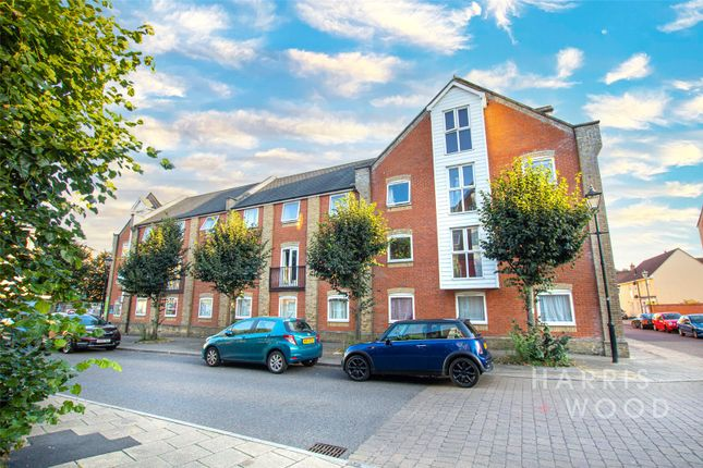 Thumbnail Flat to rent in Meachen Road, Colchester