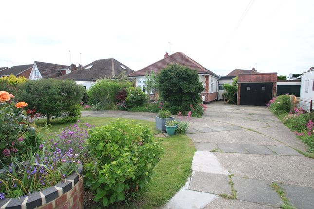 Thumbnail Detached bungalow for sale in Ashingdon Road, Ashingdon, Rochford