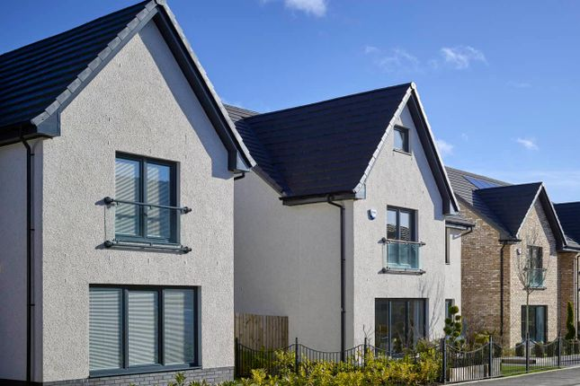 """Thumbnail Detached house for sale in """"Lawrie Grand"""" at Ocein Drive, East Kilbride, Glasgow"""