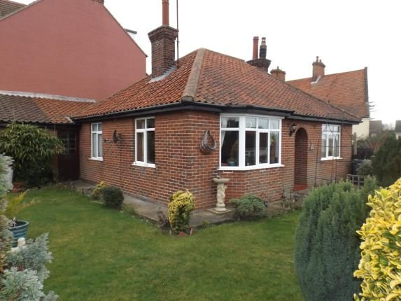 Thumbnail Bungalow for sale in Cromer, Norfolk
