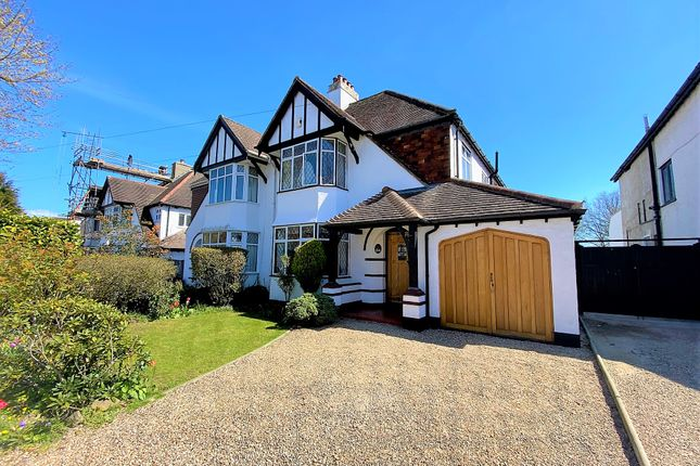 Thumbnail Semi-detached house for sale in Towncourt Crescent, Petts Wood, Orpington