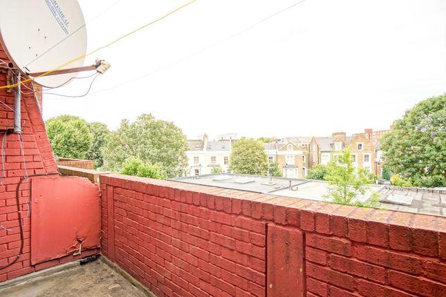 Balcony of Sturmer Way, Holloway N7