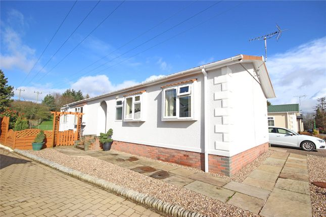 Thumbnail Detached bungalow for sale in 9 Weirside, Southwaite Green Mill, Eamont Bridge, Penrith