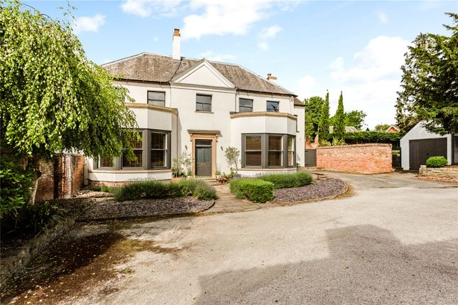 Thumbnail Detached house for sale in Westgate, Southwell, Nottinghamshire