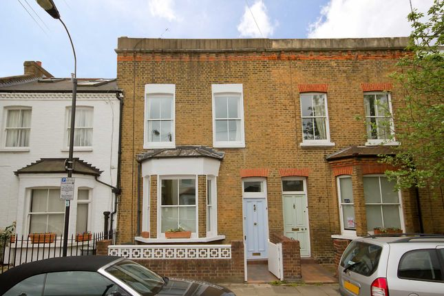 Thumbnail Property for sale in Becklow Road, London