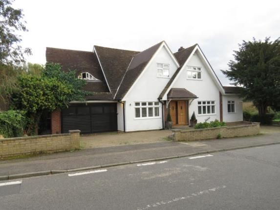 Thumbnail Detached house for sale in Daleside Gardens, Chigwell