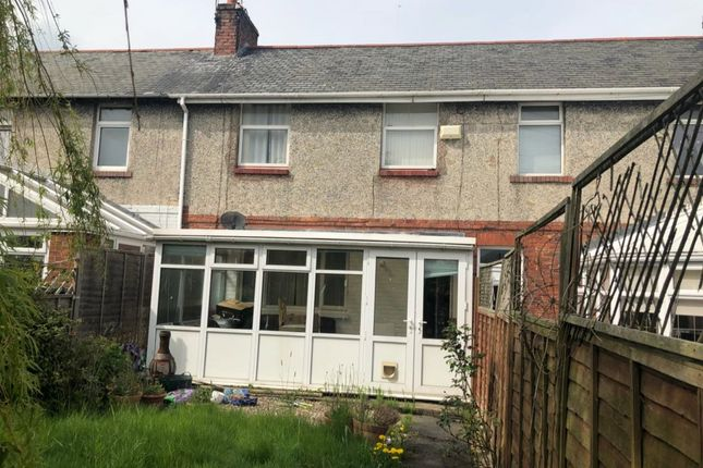 Thumbnail Terraced house to rent in Sanderson Terrace, Widdrington, Northumberland