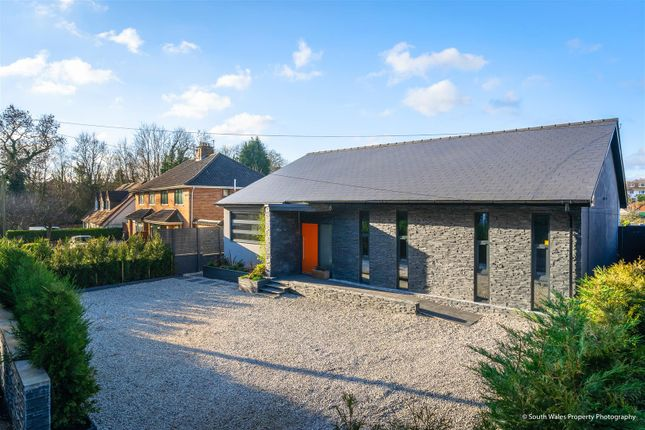 Thumbnail Detached house for sale in Pantmawr Road, Cardiff