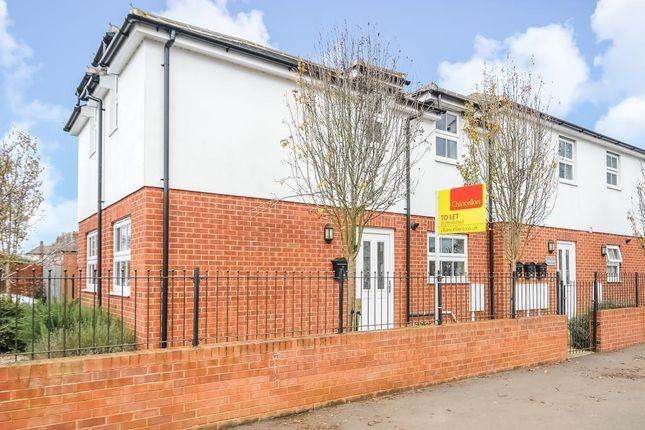 Thumbnail Maisonette to rent in Ruskin Road, Banbury