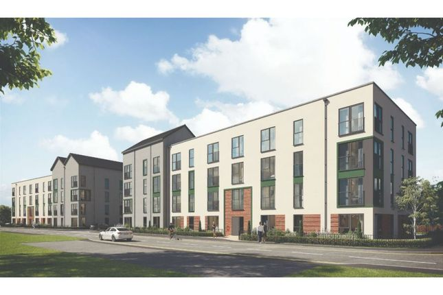 """Thumbnail Flat for sale in """"The Dante"""" at Foundry Lane, Chippenham"""
