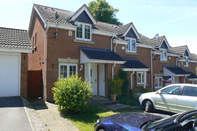 Thumbnail End terrace house to rent in Porthallow Close, Farnborough, Orpington
