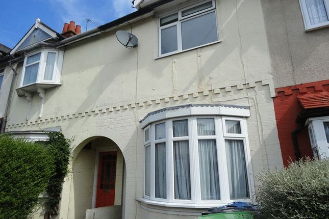 Thumbnail Terraced house to rent in Dunsford Road, Bearwood, Smethwick