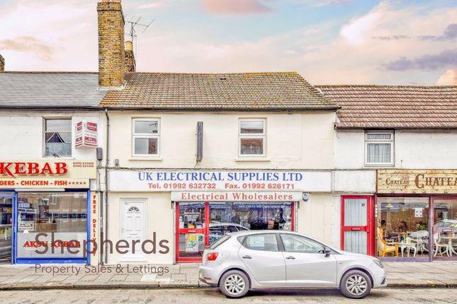 Thumbnail Flat to rent in High Street, Cheshunt, Hertfordshire