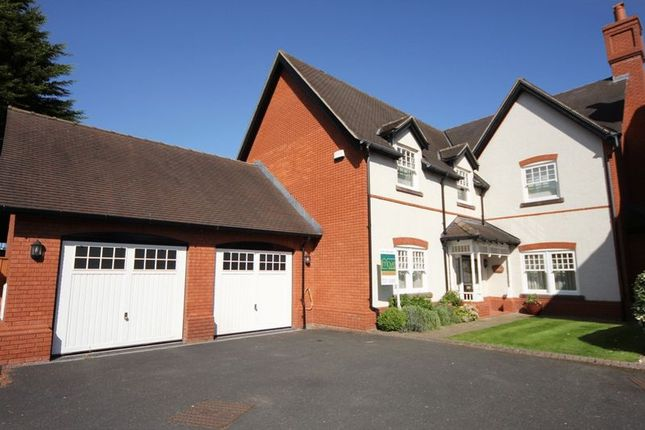 Thumbnail Detached house for sale in Leas Park, Hoylake, Wirral