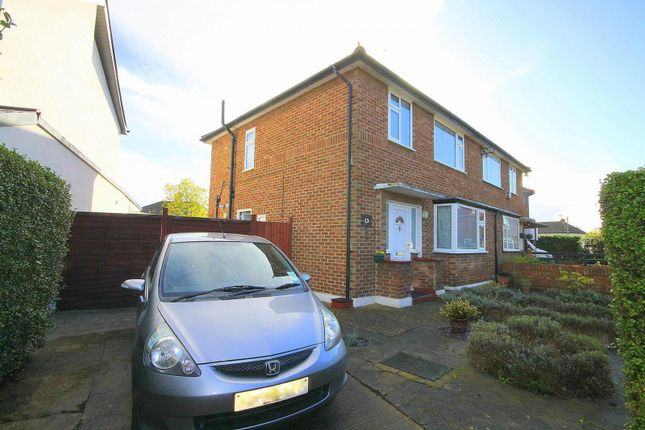 Thumbnail Semi-detached house for sale in Sherborne Road, Bedfont, Feltham, Middlesex