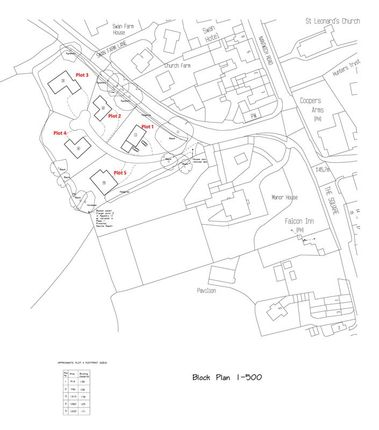 Thumbnail Land for sale in Plot 5, Audlem Road, Woore, Shropshire