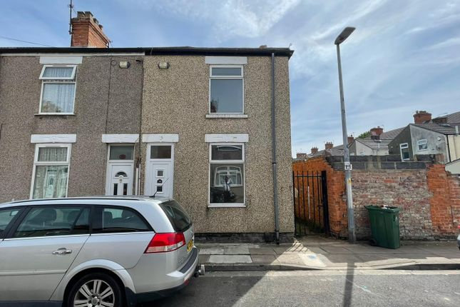 3 bed terraced house to rent in Harold Street, Grimsby DN32