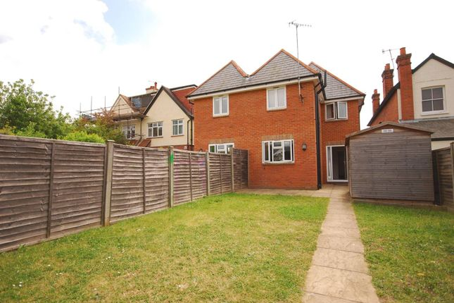 Thumbnail Semi-detached house to rent in Stocton Road, Guildford