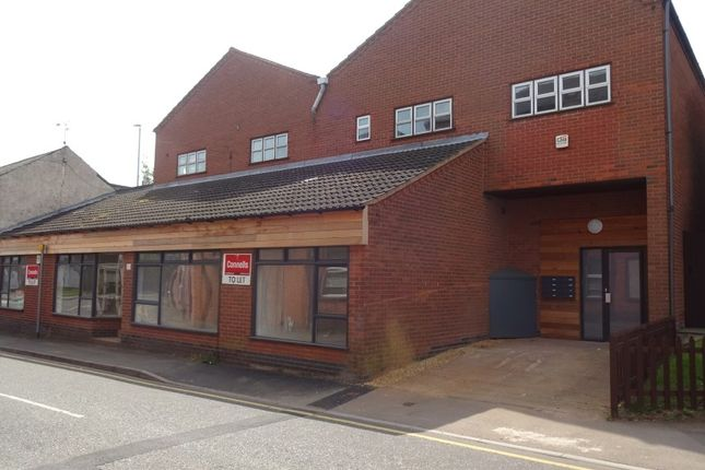 Thumbnail Block of flats for sale in Keats Lane, Earl Shilton, Leicester