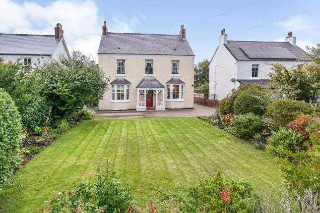 Thumbnail Detached house for sale in Meliden Road, Prestatyn, Denbighshire, North Wales