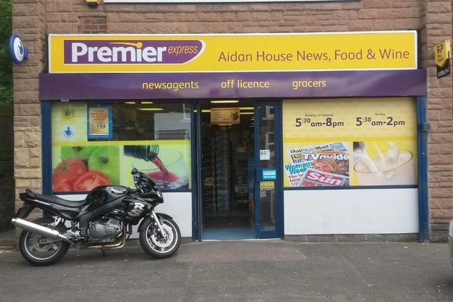 Thumbnail Retail premises for sale in Four Lane Ends, Newcastle Upon Tyne