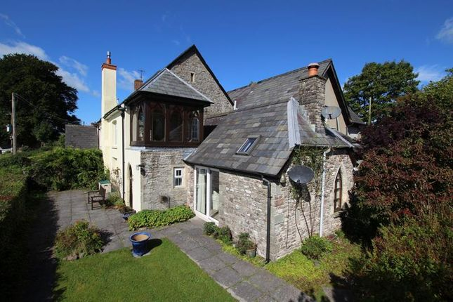 Thumbnail Semi-detached house for sale in Trallong, Brecon