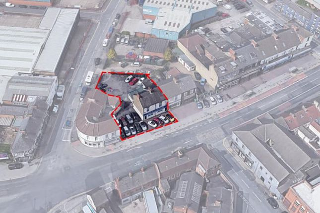 Thumbnail Land for sale in Former Wilton Car Sales, Holderness Road, Hull