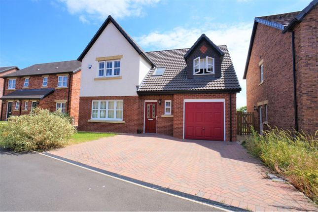 Thumbnail Detached house for sale in Maxwell Drive, Carlisle