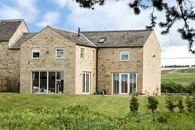 Thumbnail Barn conversion for sale in Woodland Barn, West Bingfield, Northumberland