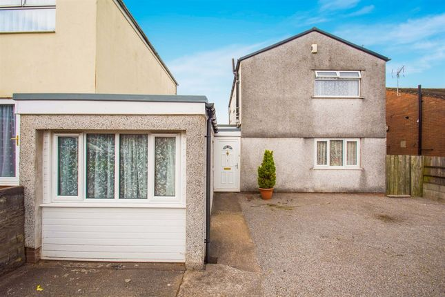 Thumbnail Detached house for sale in Stanley Drive, Churchill Park, Caerphilly