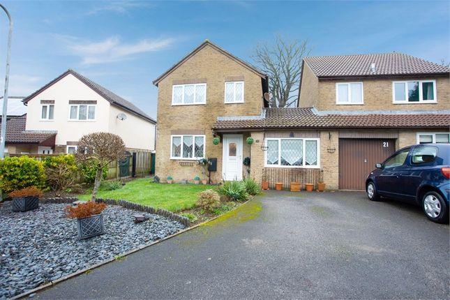 4 bed link-detached house for sale in Misburg Close, Shepton Mallet, Somerset BA4
