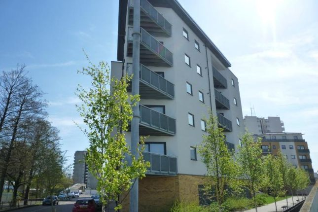 Thumbnail Flat to rent in Southmere Drive, London