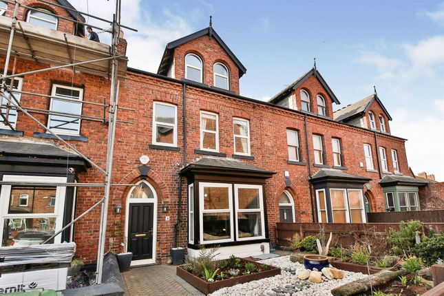 Thumbnail Terraced house for sale in Beaconsfield Square, The Headland, Hartlepool