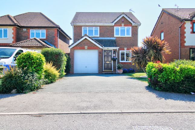 3 bed detached house for sale in Appleford Drive, Minster On Sea, Sheerness ME12