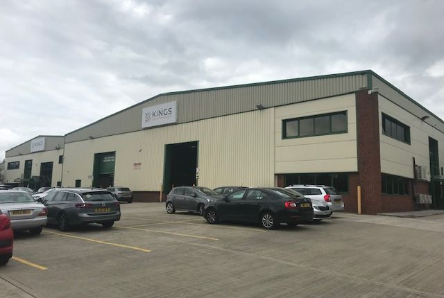 Thumbnail Industrial to let in Unit 1 St Dunstans Technology Park, Bradford