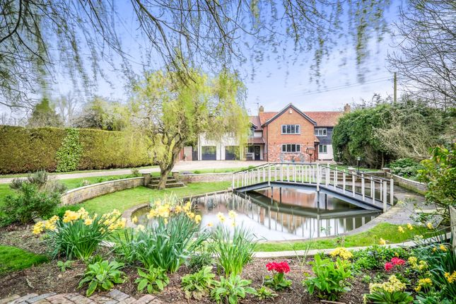 Thumbnail Detached house for sale in Tooks Common Lane, Ilketshall St. Andrew, Beccles, Suffolk