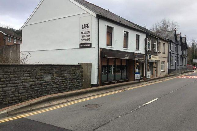 Thumbnail Restaurant/cafe for sale in Rhondda Cynon Taff, Rhondda Cynon Taff