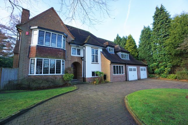 Thumbnail Detached house for sale in 8 Knighton Road, Sutton Coldfield