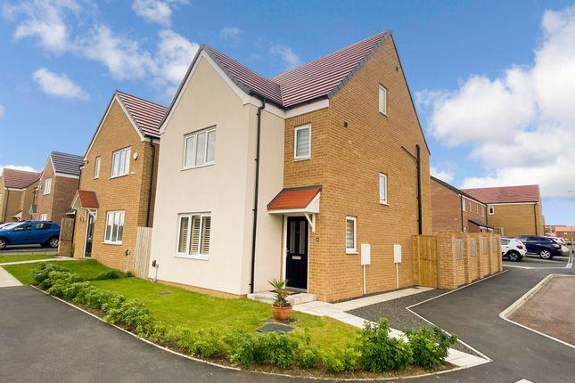 4 bed detached house for sale in Bardney Court, Cramlington NE23