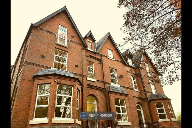 Thumbnail Flat to rent in Alexandra Road South, Manchester