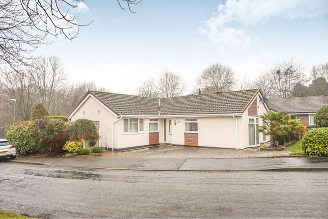 Thumbnail Detached bungalow for sale in Elmers Green, Skelmersdale