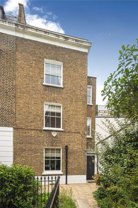 Thumbnail Detached house for sale in Markham Place, London