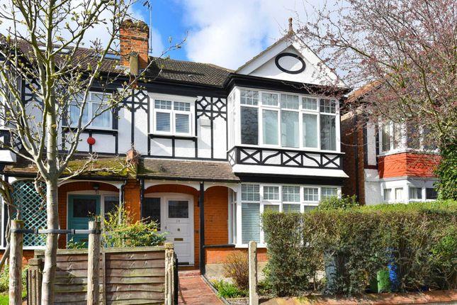 Semi-detached house for sale in Lavington Road, London
