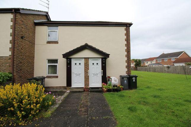 Thumbnail Flat to rent in Sandown, Whitley Bay