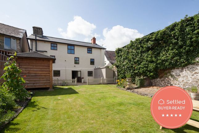 Thumbnail Detached house for sale in Market Street, Powys