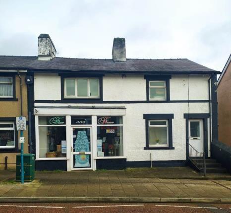 End terrace house for sale in Water Street, Penygroes, Caernarfon, Gwynedd LL54